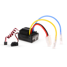 GoolRC 40A Waterproof Brushed ESC Electric Speed Controller with 6V/2A BEC for 1/10 RC Rock Crawler Car RC Boat Parts