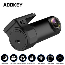 ADDKEY D079 Mini WIFI Car DVR Camera Dashcam Video Recorder Digital Registrar Camcorder APP Monitor Wireless DVRs video recorder