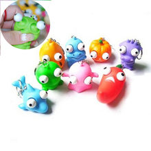 Cartoon Cute Funny Ball Human Relieve Pressure Vent Wreak Reduce Anti Stress Toy(China)