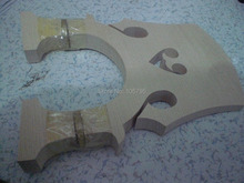 1 PC Adjustable  Double Bass Bridge 3/4 double bass parts