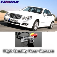Car Camera For Mercedes Benz MB E Class W211 2002~2008 LiisLee High Quality Rear View Back Up Camera For Friends | CCD + RCA