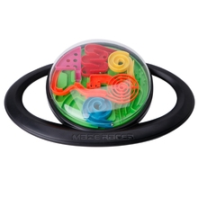 3D Labyrinth Magic Rolling Ball Puzzle Brain Teaser Game Sphere Maze for Kids(China)