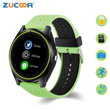 ZUCOOR Smart Wrist Watch SIM Card Clock With Camera RB70 Fitness Tracker Ladies Digital Relogio Pedometer Eletronico Smartwatch