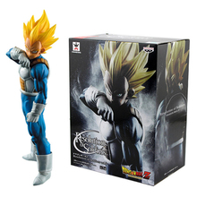 [PCMOS] Japanese Anime DragonBall Z ROS Resolution of Soldiers Awaken Vegeta #56 PVC Figure 15cm/6inch Model ToyNew In Box 5931(China)