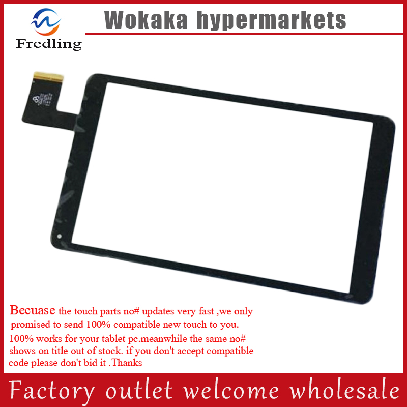 New 9 inch touch screen for tablet pc RS9F616G_V1.0 capacitive touch screen panel glass Free Shipping<br>