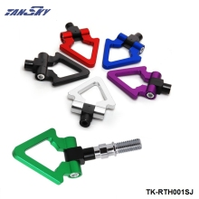 TANSKY - Japan Models Car Racing Screw Aluminum CNC Triangle Ring Tow Towing Hook JDM RACE For Honda Toyota TK-RTH001SJ