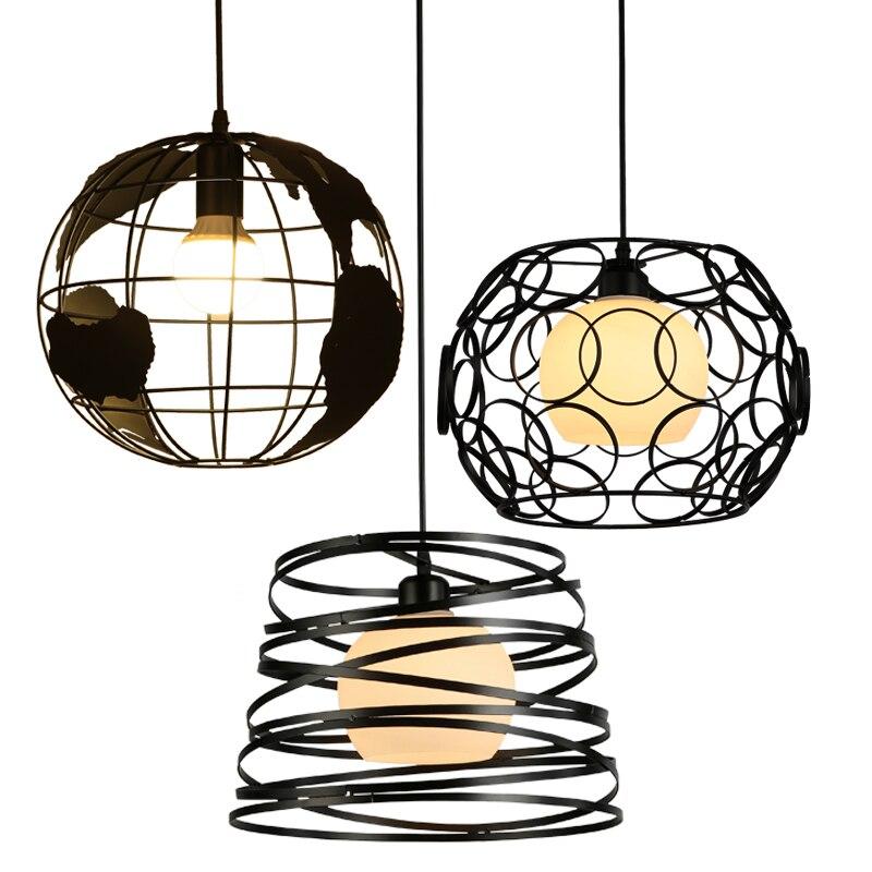 Restaurant Bedroom lights Bar lamp Study lamp pendant lights pendant lamp luminaire Aisle lights hanging lamps <br><br>Aliexpress