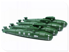 1PCS/The new toy submarine model, sand scene model toy ornaments.(China)