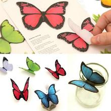40pages/set Stationery Planner Stickers Butterfly Sticker Bookmark Marker Memo Index Tab Flags Sticky Notes School Supplies
