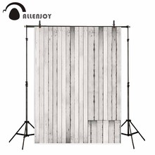 Allenjoy photography background Stitching wood Vintage old gray classic professional new arrivals backdrop camera fotografica(China)