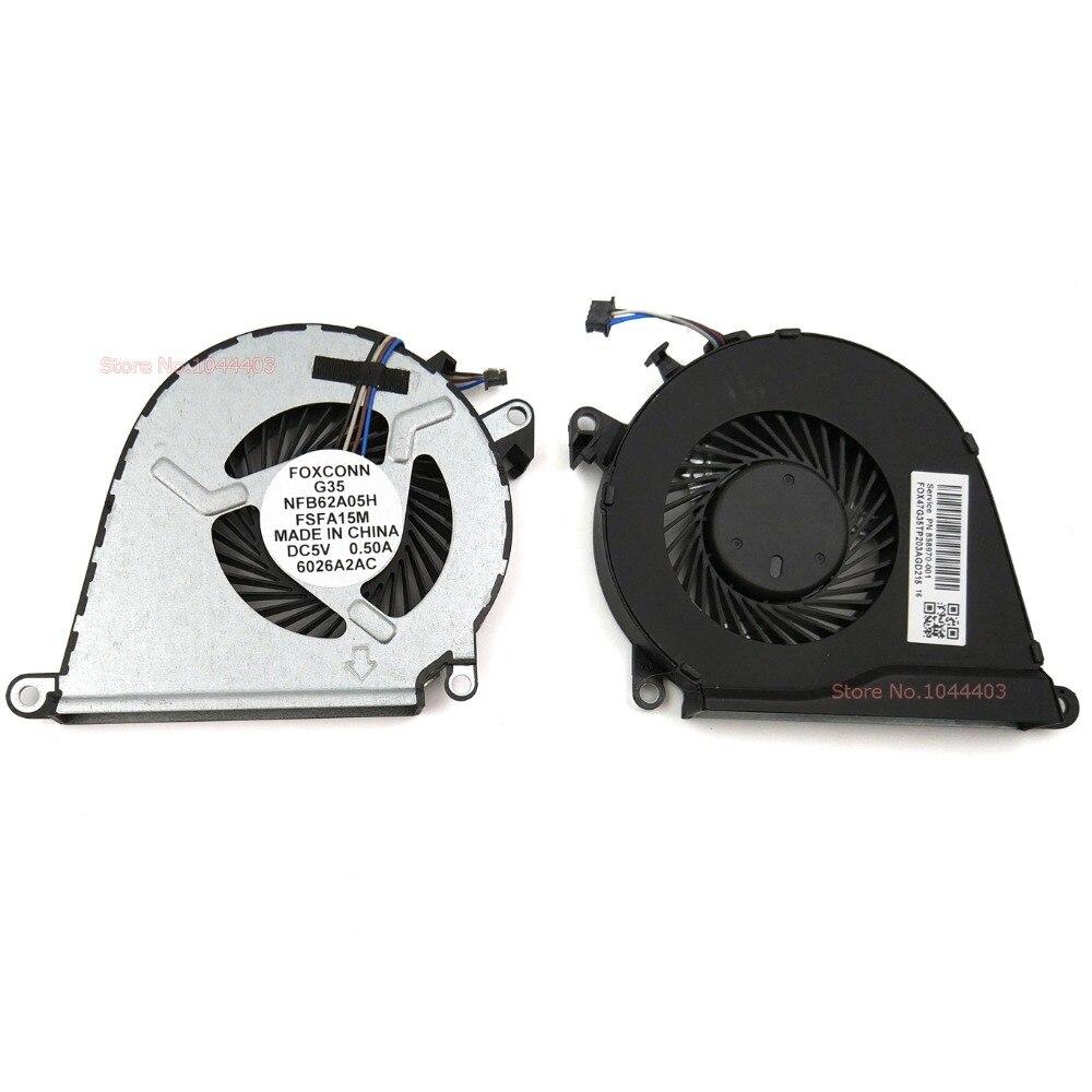 NEW CPU Fan for HP 15-BC011TX 15-BC012TX 15-BC013TX 15-AX series 858970-001