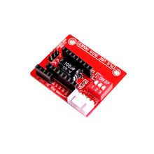 3D Printer A4988 DRV8825 Stepper Motor Control Board Expansion Board(China)