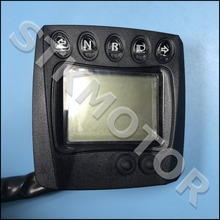 Digital Speedometer with Nature and Reverse Shineray 250 250CC ATV Quad Buggy 250 STXE(China)