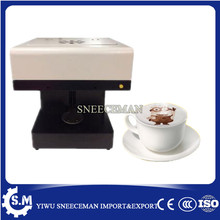 Fairy-Jet Pro digital inkjet printing machine coffee printer with edible ink