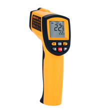 Infrared Thermometer  Professional hygrometer temperature gauge diagnostic-tool tester termometro -50 to 900 degrees