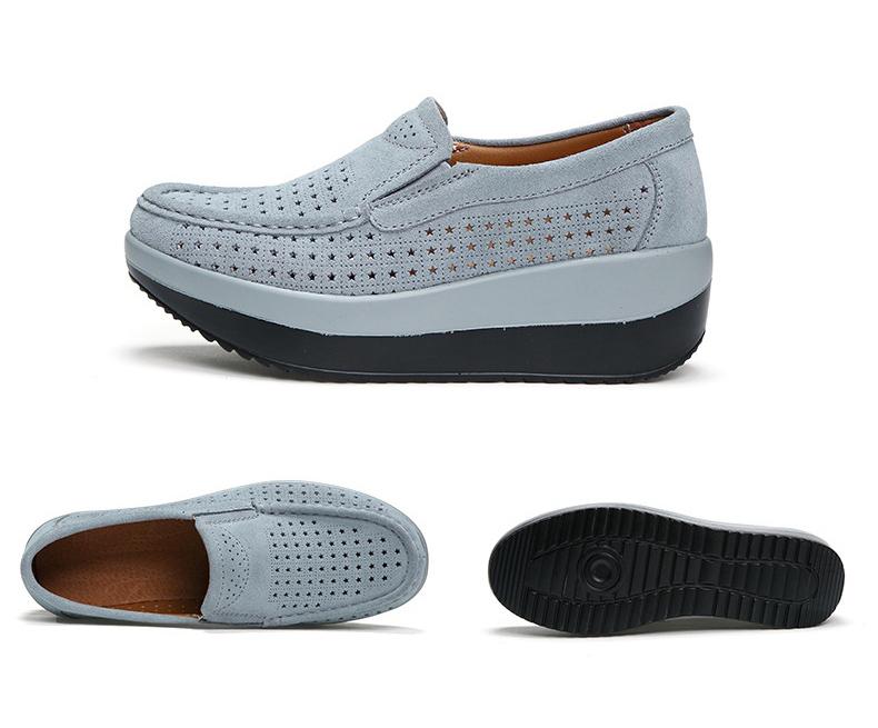 HX 3213-1 (18) 2018 Flatforms Women Shoes Summer