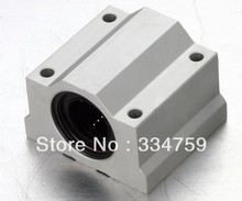 8 pcs/lot  SC16UU SCS16UU 16mm Linear Bearing Block CNC Router DIY CNC Parts