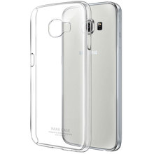 IMAK Case For Samsung Galaxy C5 Case Cover (5.2 inch) Transparent Crystal Clear Hard Cover For Samsung C5000 Phone Case