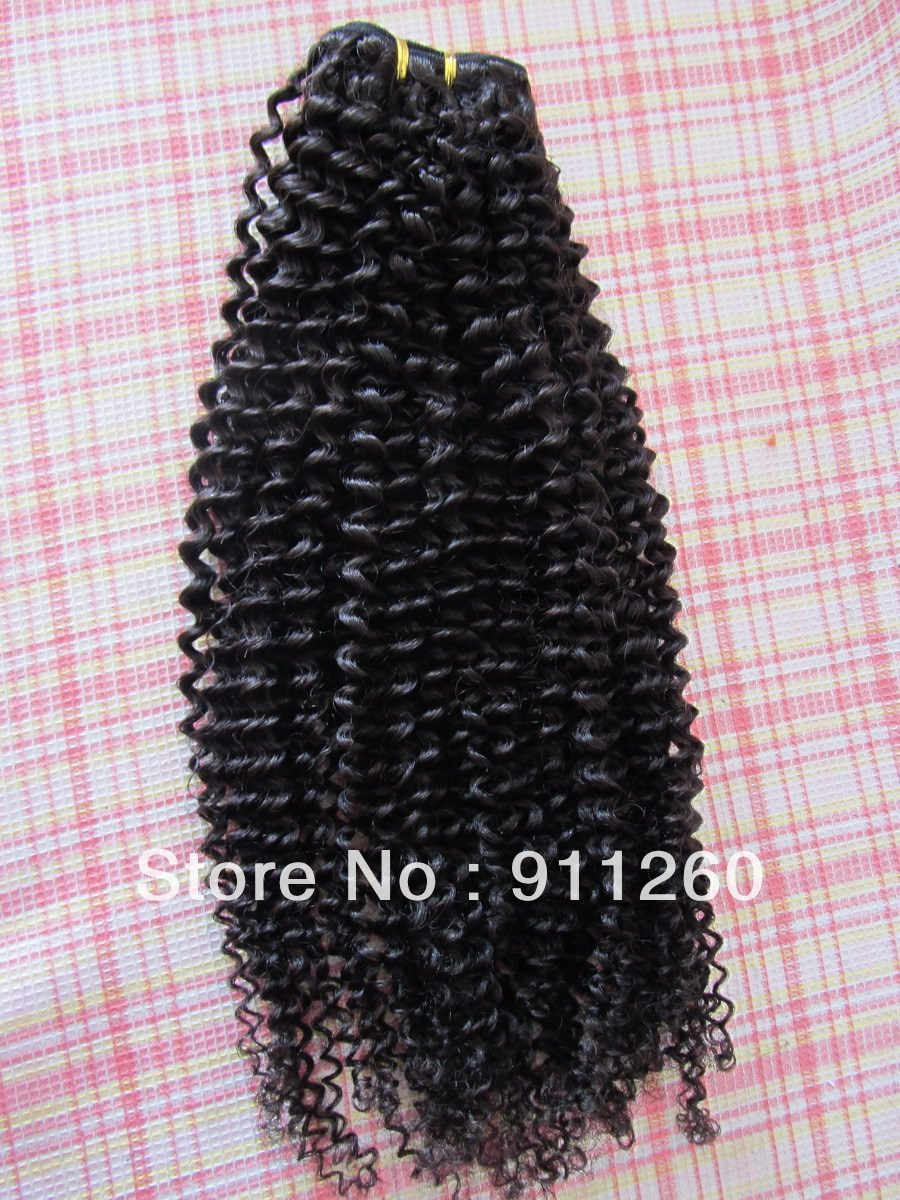 Deep Small Curly,Best Quality ,Full Cuticles Brazilian Virgin Hair weave bundles ,8-24 In Stock<br><br>Aliexpress