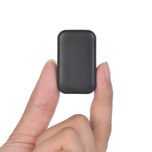 Smallest G03S free APP+Web micro GPS kids tracking GSM Wifi GPRS mini child tracker with SOS panic button(China)