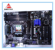 original Biostar motherboard  Hi-Fi H77S LGA 1155 DDR3 for 22/32nm 32GB USB2.0 SATS3 H77 Desktop motherborad