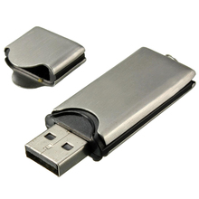 32GB USB 2.0 Metal Key Flash Drive Memory Disk Storage WIN 7/10 PC(China)