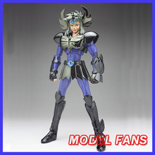 MODEL FANS IN-STOCK Aurora speeding model Saint Seiya black Cygnus huyga TV Version1 Helmet Cloth Myth Metal armor two body