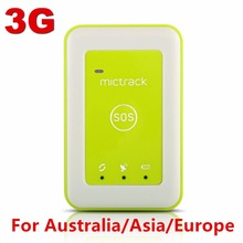 Mictrack Advanced 3G Personal Tracker MT510 for Kids Elderly 2-Way Voice SOS 3D Sensor Support WCDMA/UMTS 850/2100MHz