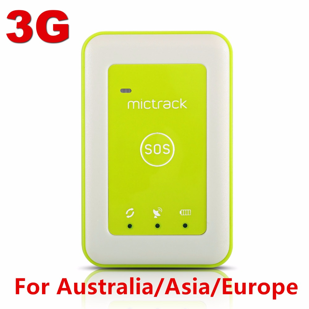 Mictrack Advanced 3G Personal Tracker MT510 for Kids Elderly 2-Way Voice SOS 3D Sensor Support WCDMA/UMTS 850/2100MHz(China (Mainland))