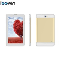 ibowin 7Inch Quad core 4G Lte Phone Tablet PC 3G WCDMA 2G GSM Call GPS Bluetooth Android 5.1 PC 1024x600 IPS 1G RAM 8G ROM W706