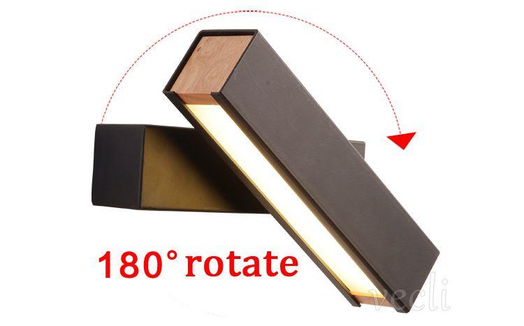 Rotation Wall Lamp (2)