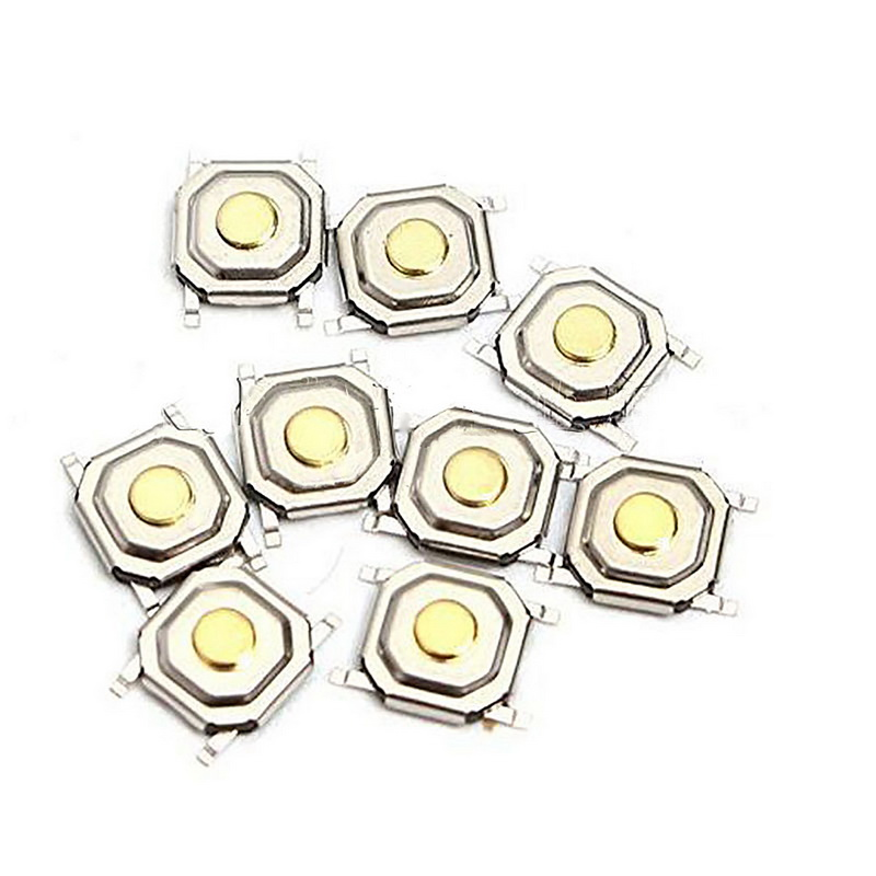 140pcs momentary tactile push button switch micro SMD SMT switches 14 typesS*