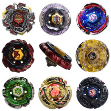 Beyblade Metal Fusion 4D Launcher Beyblade Spinning With Package Top Set Kids Game Toys Christmas Gift For Children #E(China)