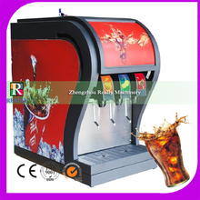 Commercial used 220v cold drink dispenser carbonated beverage filling machine soda canning machine
