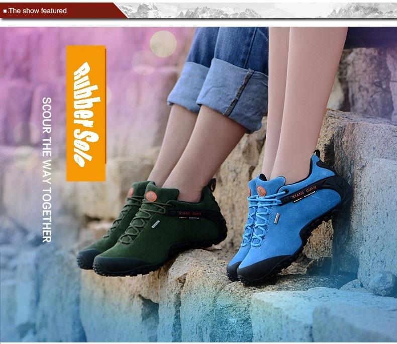 XIANG GUAN Winter Shoe Mens Sport Running Shoes Warm Outdoor Women Sneakers High Quality Zapatillas Waterproof Shoe81285 7