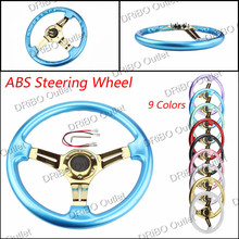 Gold New 350mm 14inch Steering Wheel / ABS Steering Wheel