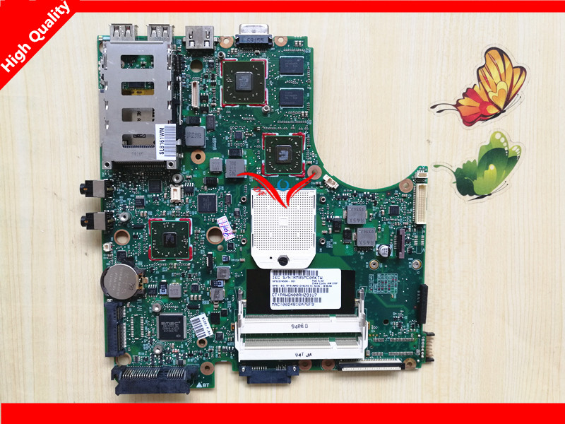 Original 585221-001 Fit For HP ProBook 4515s 4416s Laptop motherboard Mainboard 100% tested<br>