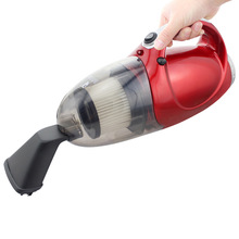 2016 Top Fashion Real Random Type Aspiradora Cleaner 800w Hand-held Portable Vacuum Cleaner With Dual Purpose Home / Car(China)
