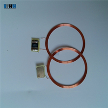 13.56Mhz UID Changeable MF 1K S50 NFC Tag Coil+Chip Copy Clone Blank Card UID Rewritable Chinese Magic Card Back Door Libnfc