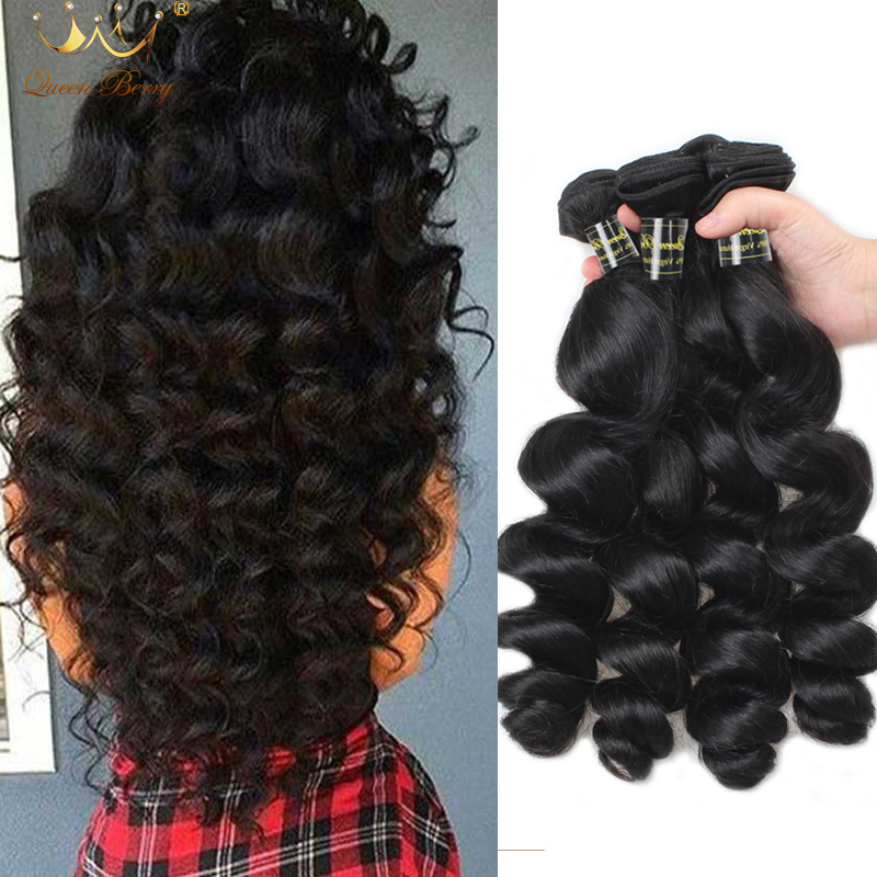 Peruvian Virgin Hair Loose Wave 4 Bundles Virgin Peruvian Loose wave Human Hair 8a Unprocessed Peruvian Loose Wave virgin hair<br><br>Aliexpress