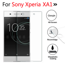 For Sony Xperia XA1 XA 1 Tempered Glass Screen Protector Film For Sony Xperia XA1 2.5D Screen Protective Film Guard Cover Case