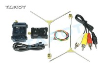 Tarot TL300N5 1.2G 600MW AV Wireless Wiring Transmitter Receiver TX RX Set with 1.2G Antenna for FPV(China)