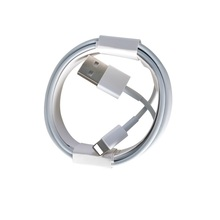 8pin Light Charging Cable for iPhone 5S 5 5C 6 6S Plus IOS i6 Charger Data Mobile Phone Cables for iPad 1M 2M 3M White Rose Gold
