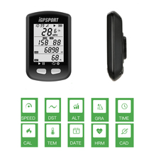 iGPSPORT IPX6 Bicycle GPS Computer Bike Auto Backlight Wireless ANT+Sensor Cycling Odometer For Riding Time Bicicleta IGS10(China)
