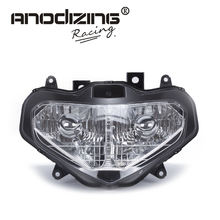 Hot Sales Motorcycle Headlight HID LED Frontlight For SUZUKI GSXR600 GSXR750 2000-2003 Front Head Lamp Lighting Parts