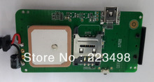 Vehicle Car GPS Tracker GT02A BOARD 4 BAND Frequency free shipping(China)