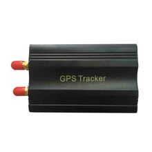 No Retail Box GSM/GPRS Tracking Vehicle Car GPS Tracker 103A Tk103A TK103 GPS103A Real time tracker SMS Location Tracking Device