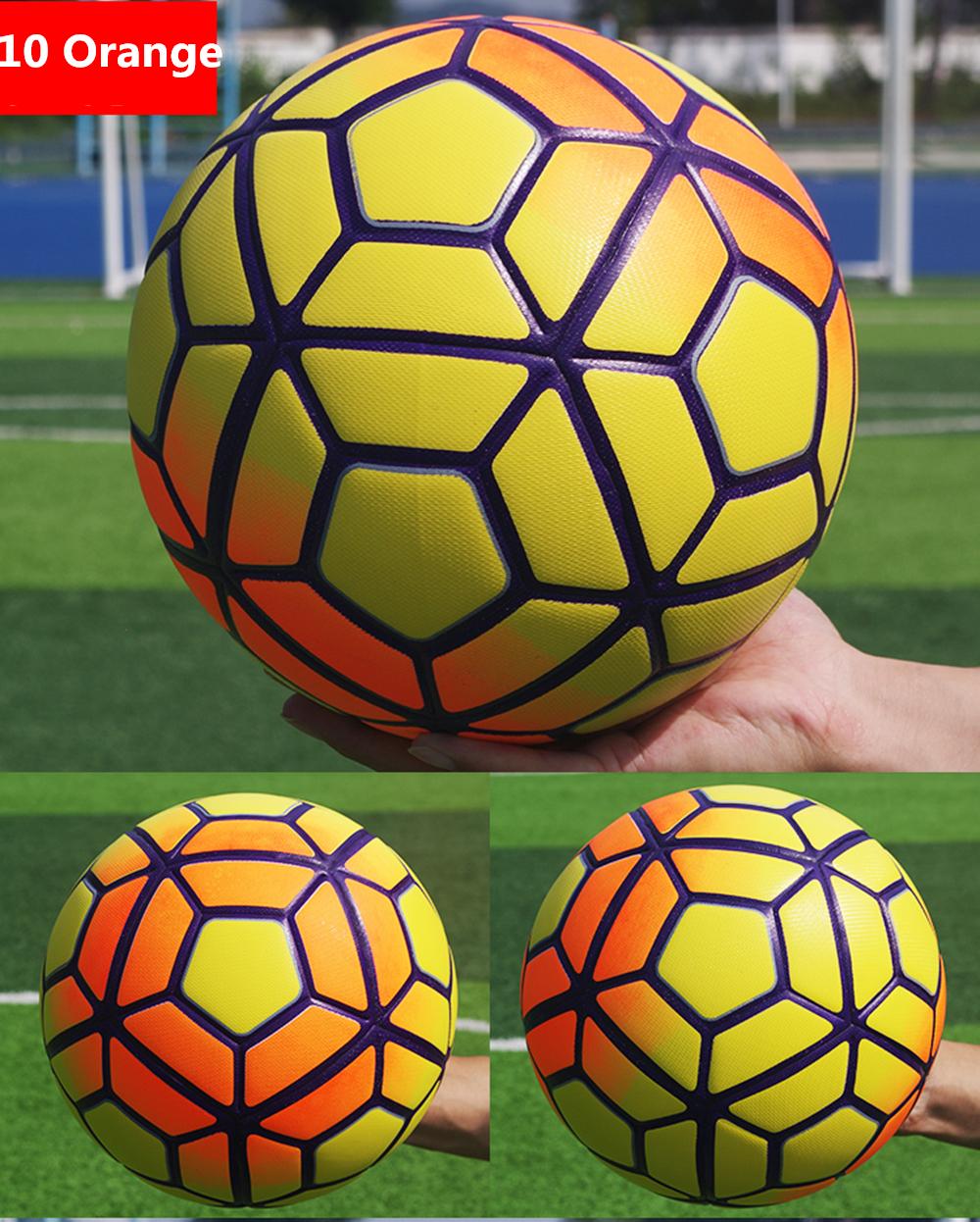 %name ballon de foot 2018 Soccer Ball Official Size 5l Goal League Outdoor Sport Training