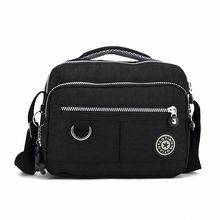 Special Offer Casual style Fashion Waterproof Nylon Shoulder Bag Quality Messenger Crossbody Bags for Women Handbags LI-558(China)