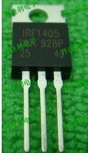 20pcs IRF1405 Power Mosfet Transistor TO-220 with tracking number(China)